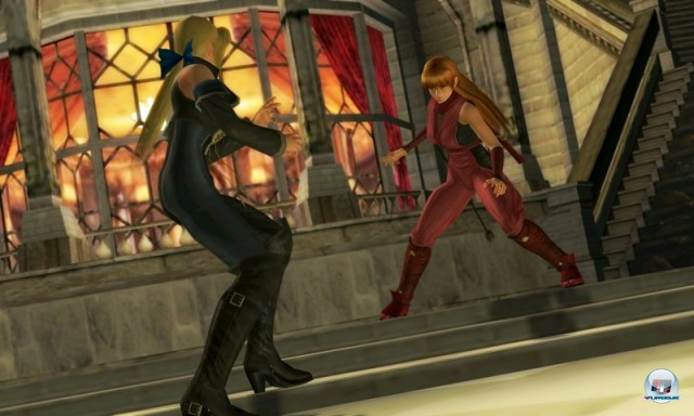 Screenshot - Dead or Alive: Dimensions (NDS) 2224274