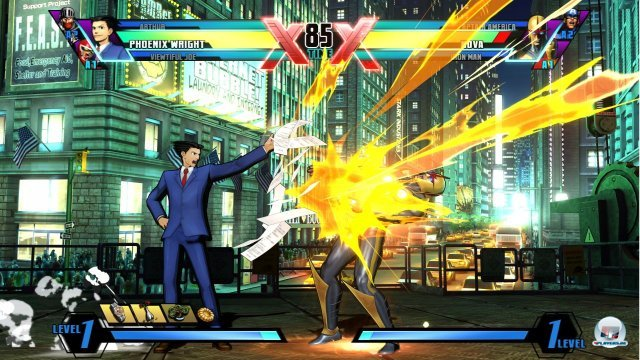 Screenshot - Ultimate Marvel vs. Capcom 3 (360) 2276987