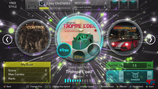 Screenshot - Superbeat XONiC EX (One)