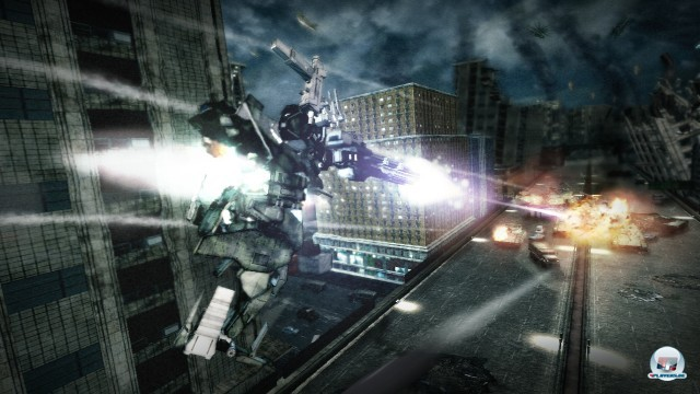 Screenshot - Armored Core V (PlayStation3) 2221918