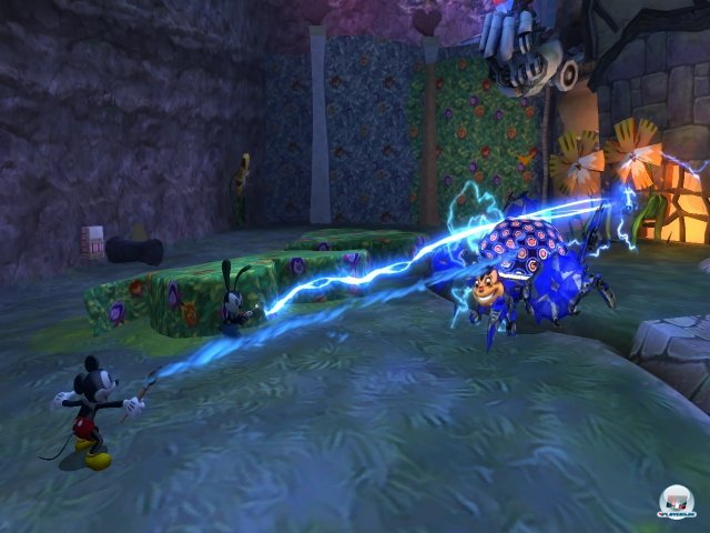 Screenshot - Micky Epic: Die Macht der 2 (360) 92413467