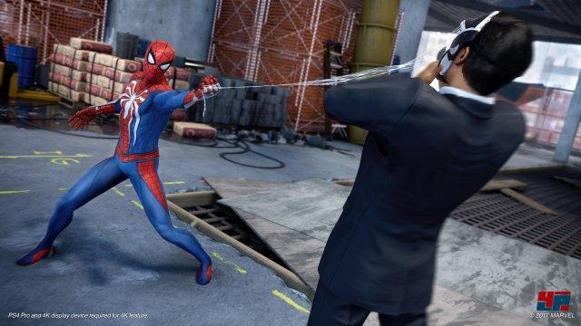 Screenshot - Spider-Man (PS4) (PS4) 92547666
