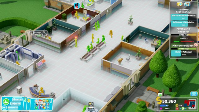 Screenshot - Two Point Hospital (PC) 92573112