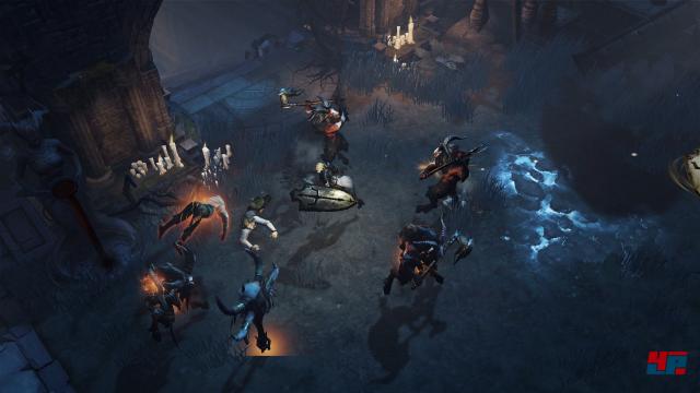 Screenshot - Diablo Immortal (Android)