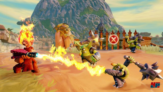 Screenshot - Skylanders: Trap Team (360) 92484494