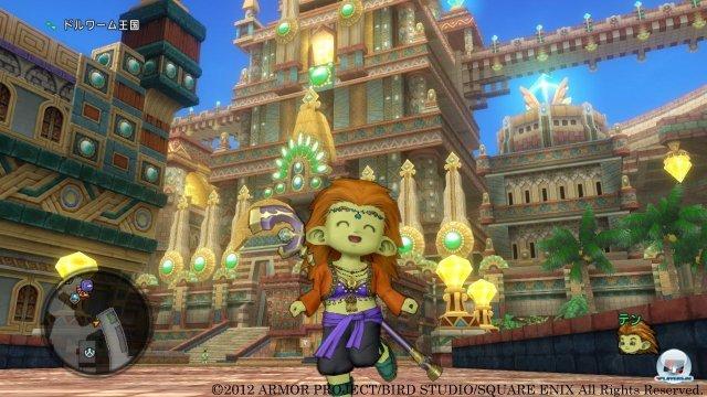 Screenshot - Dragon Quest X Online (Wii_U) 92432537