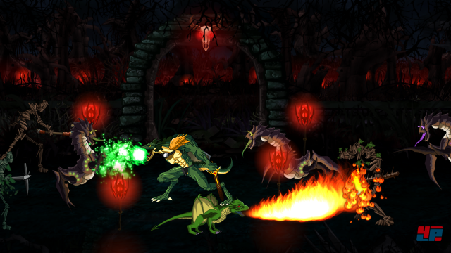 Screenshot - Dungeon Punks: Tag Team Brawler RPG (PC) 92530628