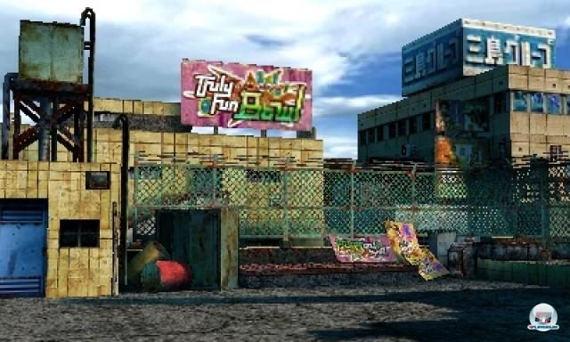 Screenshot - Tekken 3D Prime Edition (3DS) 2250537