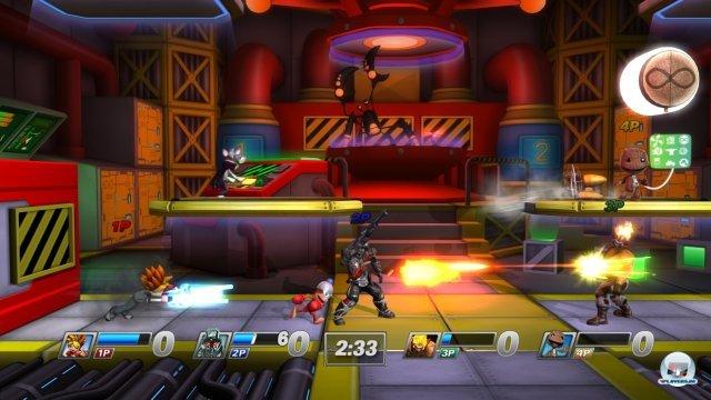 Screenshot - PlayStation All-Stars: Battle Royale (PlayStation3) 2397147