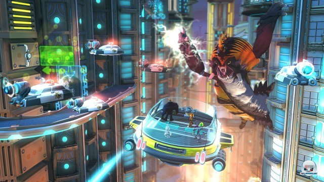 Screenshot - Ratchet & Clank: All 4 One (PlayStation3) 2228152