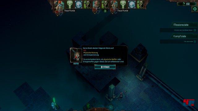Screenshot - Warhammer 40.000: Mechanicus (Linux) 92579869