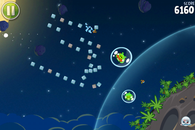 Screenshot - Angry Birds Space (iPhone) 2333632