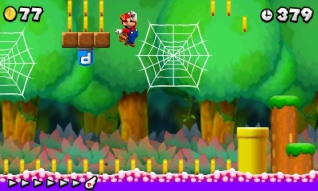 Screenshot - New Super Mario Bros. 2 (3DS) 2373667