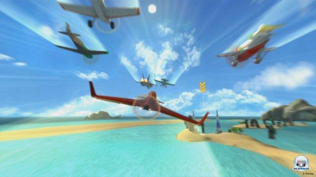 Screenshot - Planes - Das Videospiel (Wii)