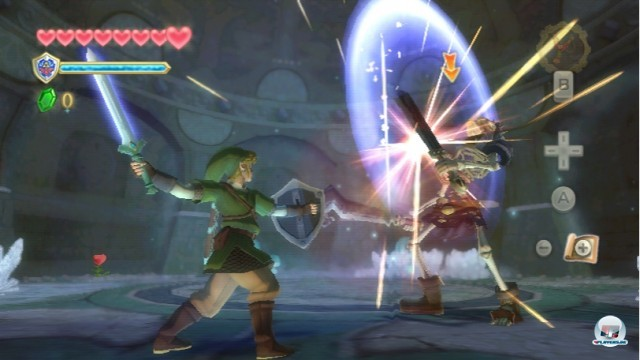 Screenshot - The Legend of Zelda: Skyward Sword (Wii) 2243467