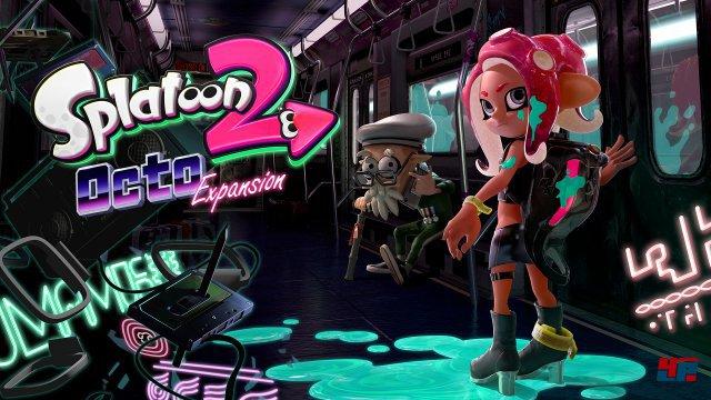 Screenshot - Splatoon 2: Octo Expansion (Switch)