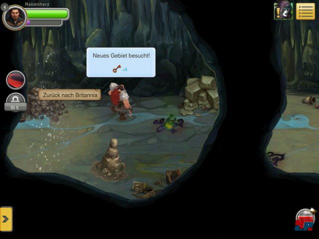 Screenshot - Ultima Forever: Quest for the Avatar (iPad) 92476971