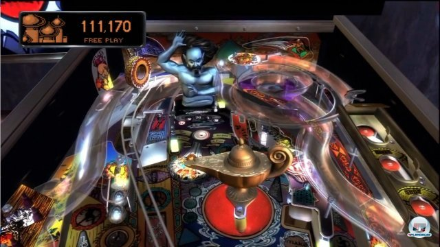 Screenshot - Pinball Arcade (PlayStation3)
