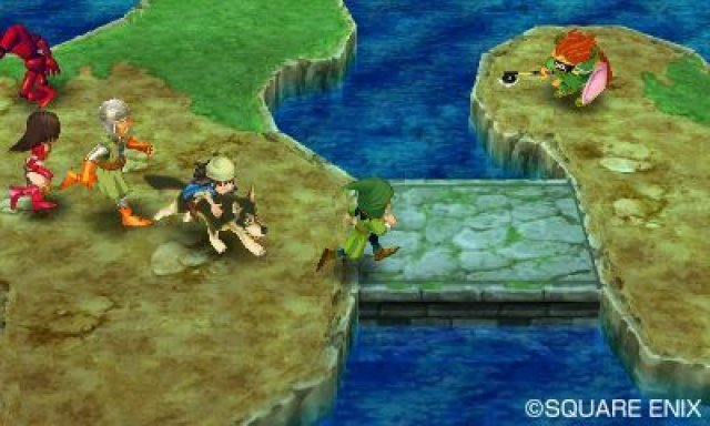 Screenshot - Dragon Quest VII (3DS) 92432437