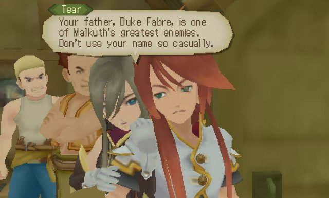 Screenshot - Tales of the Abyss (3DS) 2292492