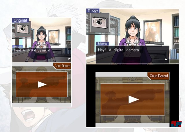 Screenshot - Phoenix Wright: Ace Attorney Trilogy (3DS) 92492031