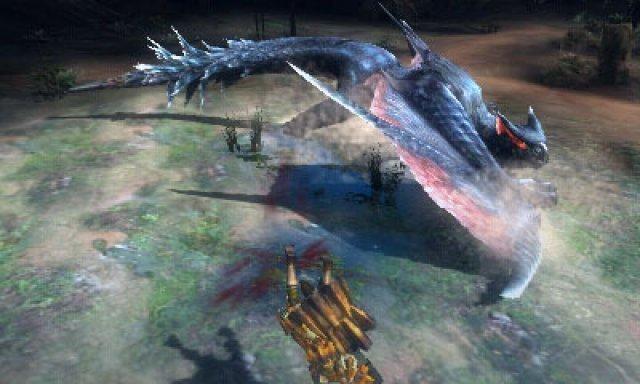 Screenshot - Monster Hunter 3G (3DS) 2285322