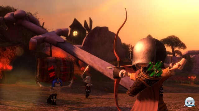 Screenshot - Medieval Moves: Deadmund's Quest (PlayStation3)