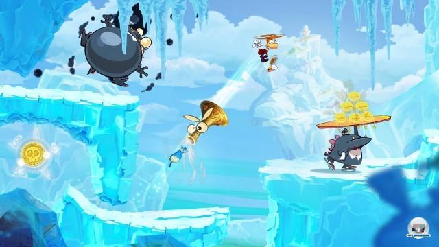 Screenshot - Rayman Origins (PlayStation3) 2248287