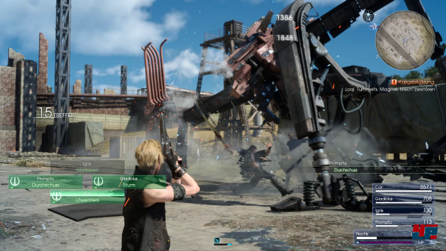 Screenshot - Final Fantasy 15 (PC) 92560954