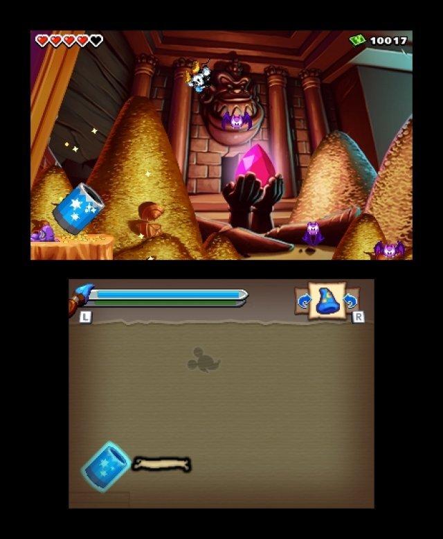 Screenshot - Micky Epic - Die Macht der Fantasie (3DS) 92406582