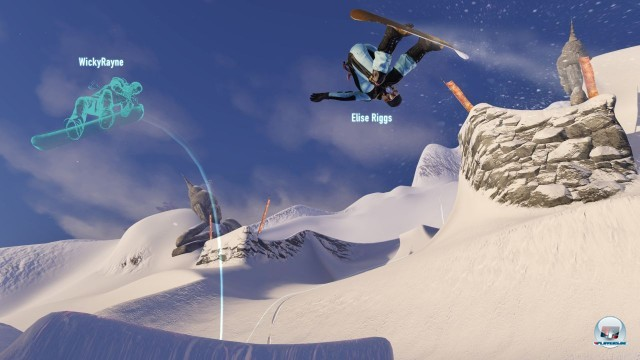 Screenshot - SSX (360) 2250987