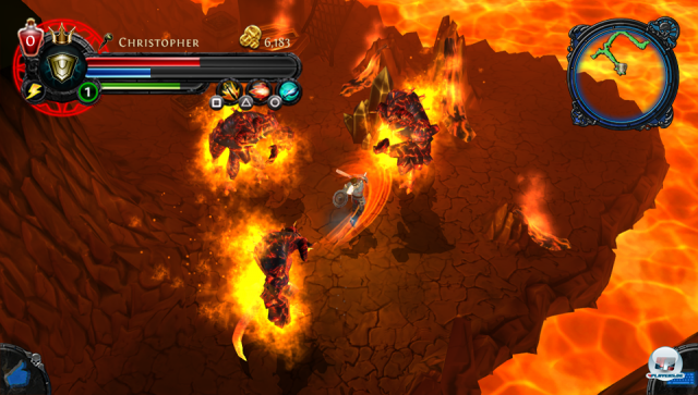 Screenshot - Dungeon Hunter: Alliance (PS_Vita) 2248247