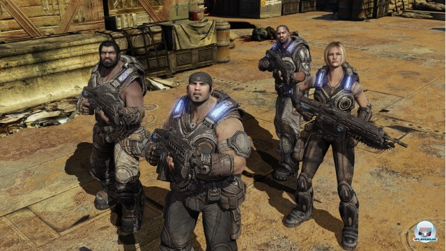 Screenshot - Gears of War 3 (360) 2244607