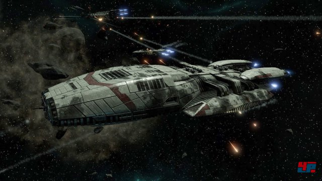 Screenshot - Battlestar Galactica Deadlock (PC) 92575403