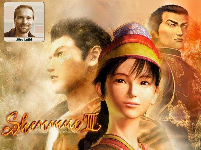 <b>J�rg: Shemue III</b><br><br>  Das Meisterwerk muss beendet werden: Wenn Yu Suzuki einverstanden ist, sammeln wir Kohle f�r Shenmue III - 100 Millionen Dollar sollten reichen. Die Welt will wissen, wie es mit Ryu weitergeht! 2352627