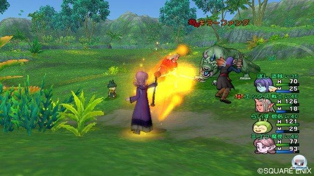 Screenshot - Dragon Quest X Online (Wii) 2370817