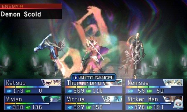 Screenshot - Shin Megami Tensei: Devil Summoner - Soul Hackers (3DS) 92460039