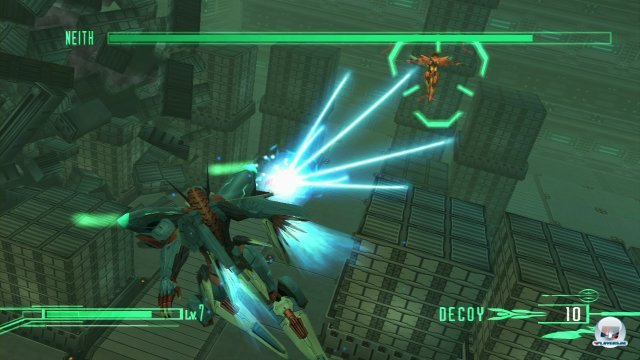 Screenshot - Zone of the Enders: HD Collection (360) 92407912