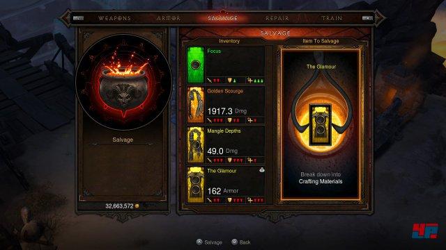 Screenshot - Diablo 3: Reaper of Souls (Switch) 92571501