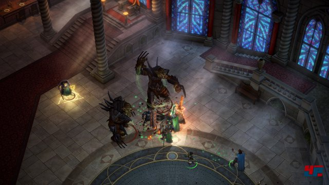 Screenshot - Pathfinder: Kingmaker (Linux)