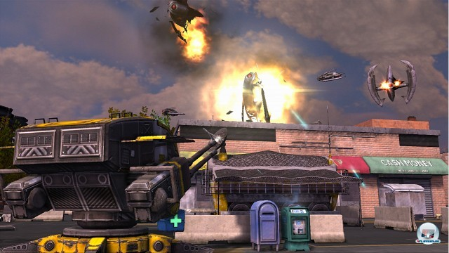 Screenshot - Earth Defense Force: Insect Armageddon (360) 2222653