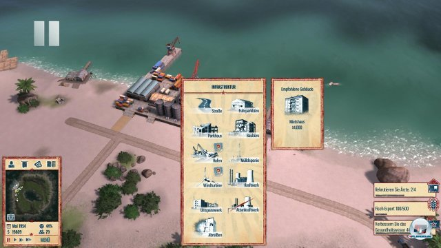 Screenshot - Tropico 4 (PC) 2261382