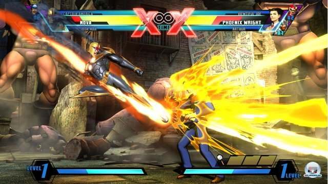 Screenshot - Ultimate Marvel vs. Capcom 3 (360) 2276962