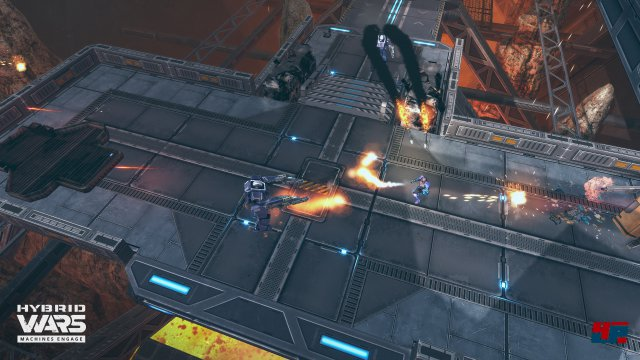 Screenshot - Hybrid Wars (PC) 92534685