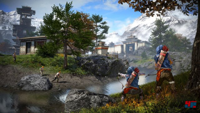 Screenshot - Far Cry 4 (360)