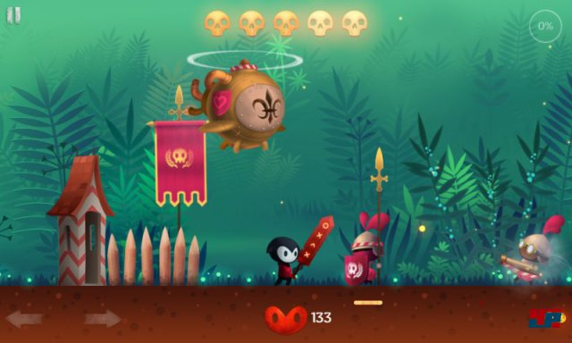 Screenshot - Reaper: Tale of a Pale Swordsman (Android) 92477527
