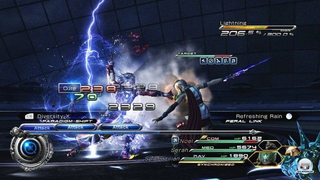 Screenshot - Final Fantasy XIII-2 (360) 2317782