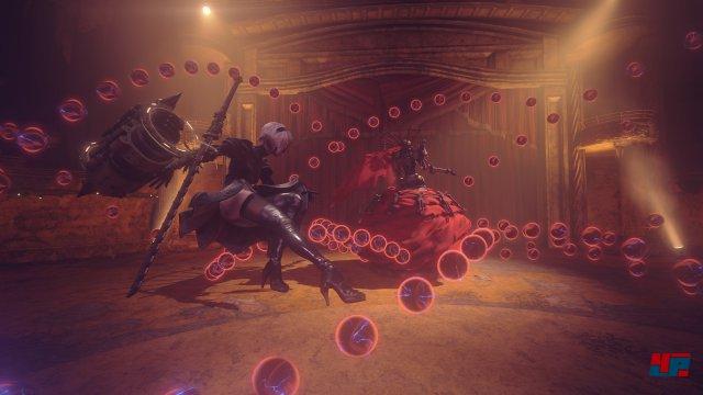 Platinum Games inszeniert gewohnt schnelle, taktische Kämpfe.