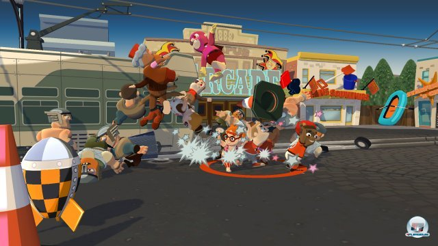 Screenshot - When Vikings Attack! (PlayStation3) 2393652