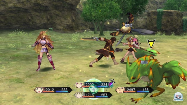 Screenshot - Tales of Xillia (PlayStation3) 2219273